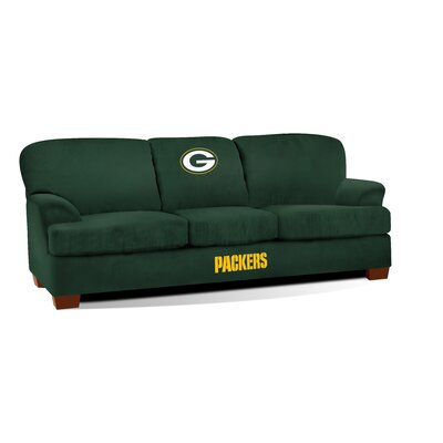 NFL First Team Sofa NFL Team: Green Bay Packers