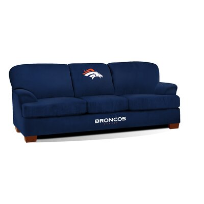 NFL First Team Sofa NFL Team: Denver Broncos