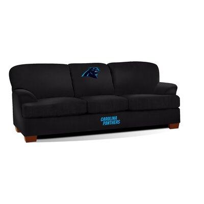 NFL First Team Sofa NFL Team: Carolina Panthers