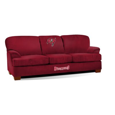 NFL First Team Sofa NFL Team: Tampa Bay Buccaneers