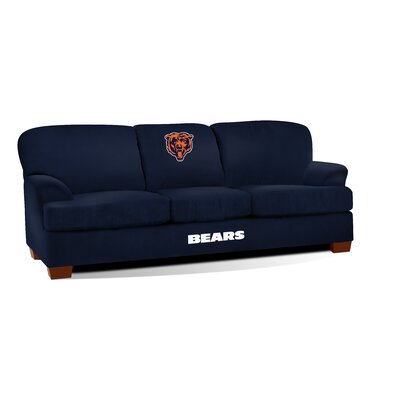 NFL First Team Sofa NFL Team: Chicago Bears