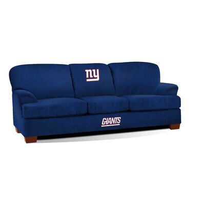 NFL First Team Sofa NFL Team: New York Giants