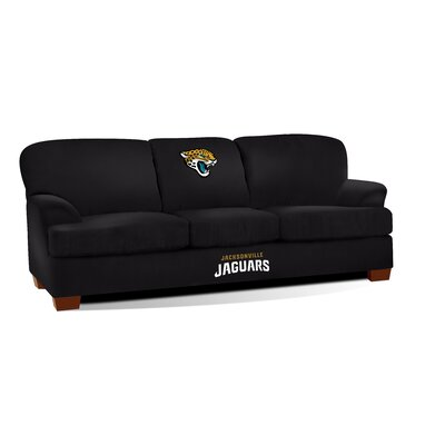 NFL First Team Sofa NFL Team: Jacksonville Jaguars