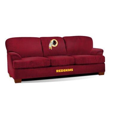 NFL First Team Sofa NFL Team: Washington Redskins