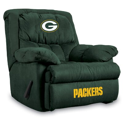 NFL Manual Recliner NFL Team: Green Bay Packers