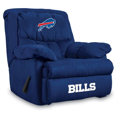 NFL Manual Recliner NFL Team: Buffalo Bills