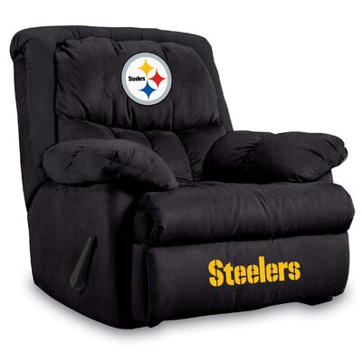 NFL Manual Recliner NFL Team: Pittsburgh Steelers