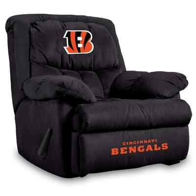 NFL Manual Recliner NFL Team: Cincinnati Bengals