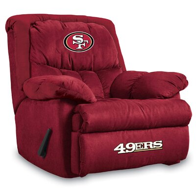 NFL Manual Recliner NFL Team: San Francisco 49ers