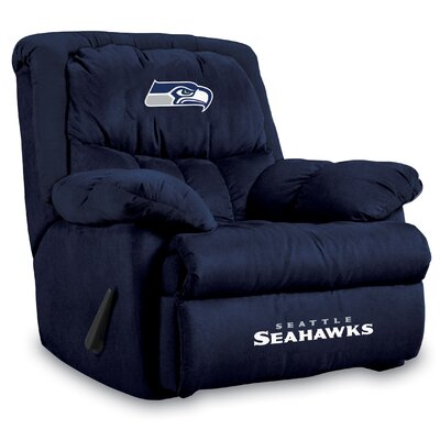 NFL Manual Recliner NFL Team: Seattle Seahawks