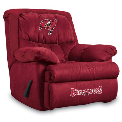 NFL Manual Recliner NFL Team: Tampa Bay Buccaneers