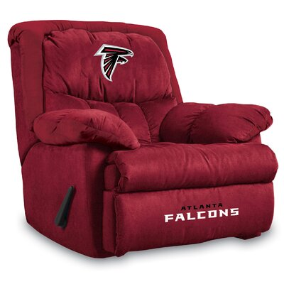 NFL Manual Recliner NFL Team: Atlanta Falcons