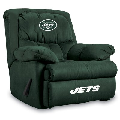 NFL Home Team Recliner NFL Team: New York Jets