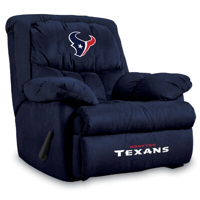 NFL Manual Recliner NFL Team: Houston Texans