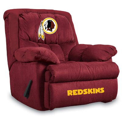 NFL Home Team Recliner NFL Team: Washington Redskins