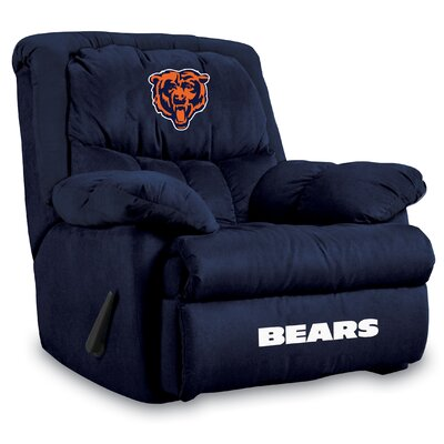 NFL Home Team Recliner NFL Team: Chicago Bears