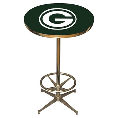 NFL Pub Table NFL Team: Green Bay Packers