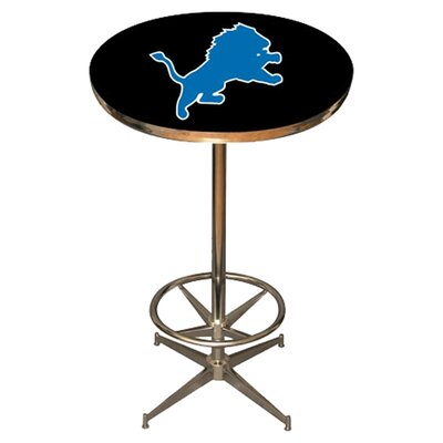 NFL Pub Table NFL Team: Detroit Lions