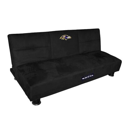 NFL Sleeper Sofa NFL Team: Baltimore Ravens