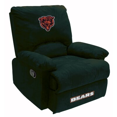 NFL Fan Favorite Recliner NFL Team: Chicago Bears
