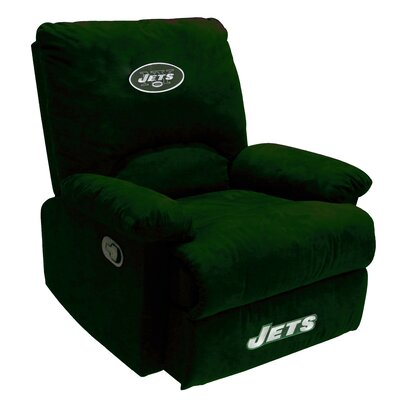 NFL Manual Recliner NFL Team: New York Jets