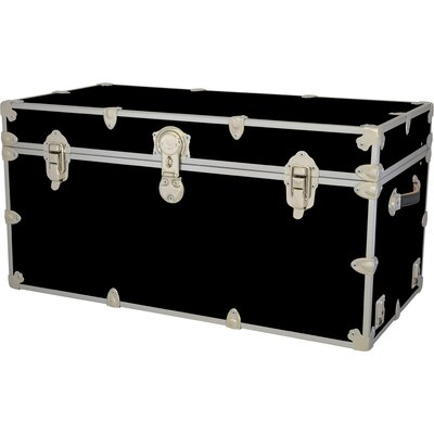Rhino Trunk and Case Jumbo Armor Toy Trunk - Color: Black, Tray: Hardwood Tray - Small at Sears.com