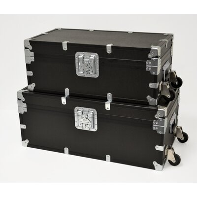 Rhino Trunk and Case Indestructo Travel Trunk (2 Pieces) - Size: Large at Sears.com
