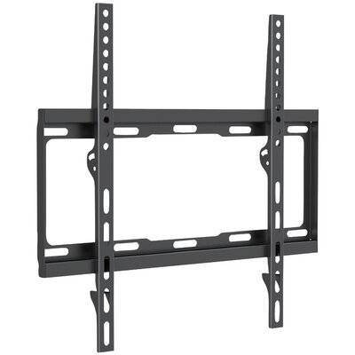 Universal Low-Profile Fixed Wall Mount 32-55 LCD/LED Flat Panel Screens