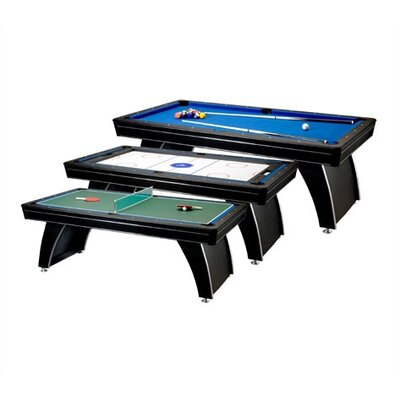 Fat Cat Phoenix 3 in 1 7' Game Table 64-0145