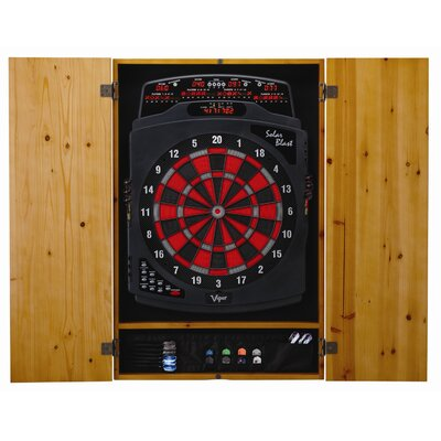 Viper Metropolitan Oak Soft-Tip Dartboard Cabinet at Sears.com