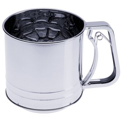 5 Cup Triple Screen Flour Sifter GFS-5