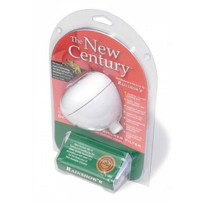 New Century Non-Cartridge Shower Filter System