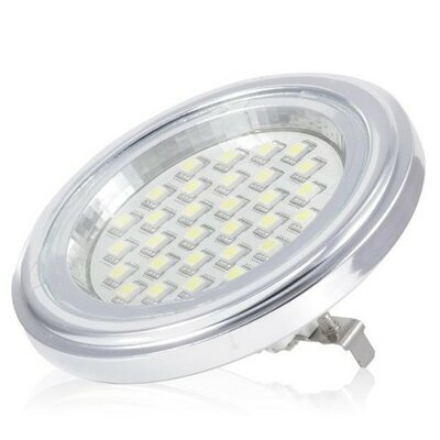 7W 12-Volt LED Light Bulb Color: Warm White