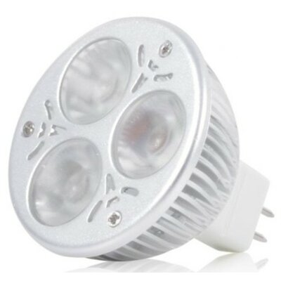 Frosted Halogen Light Bulb Bulb Temperature: Cool White, Wattage: 7W