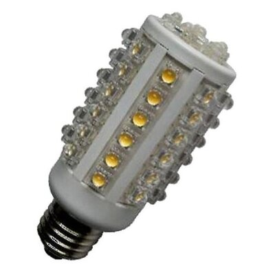 LED Light Bulb Bulb Temperature: Warm White, Wattage: 23W