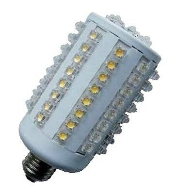 High Pressure Sodium Equivalent Light Bulb Color: Warm White