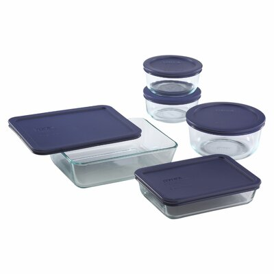 10-Piece Pyrex Food Storage Set 1123265