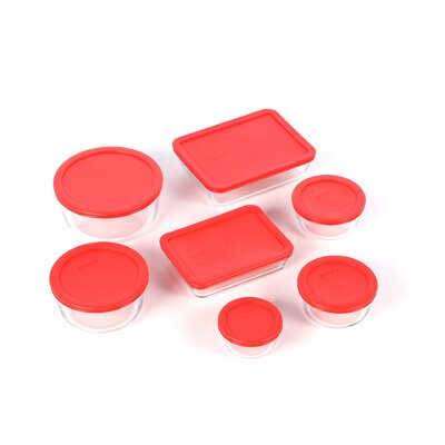 Bakeware 7 Container Food Storage Set 1083952