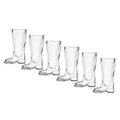 Boot Shot Glasses Set 48589