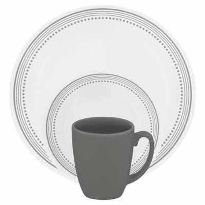 Livingware 16 Piece Dinnerware Set 1119399