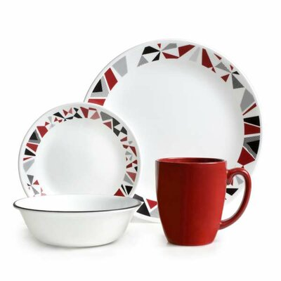 Livingware 16 Piece Dinnerware Set 1119376
