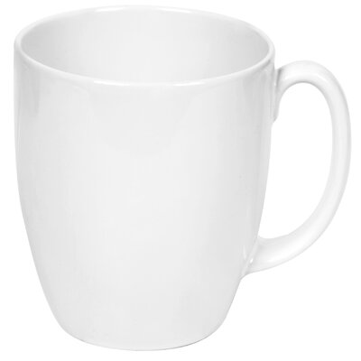 Livingware 11 Oz Mug In Winter Frost White