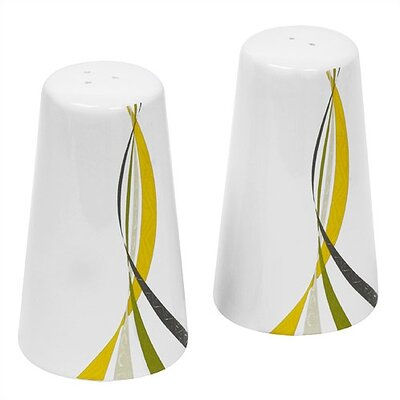 Lifestyles Linea 4 Salt And Pepper Shaker Set