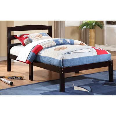 Crosby Twin Slat Bed