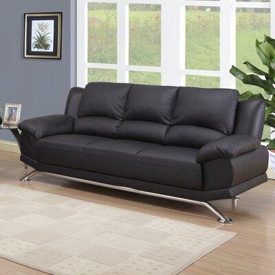 Sofa Color: Black