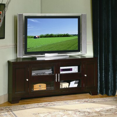 plans building a corner tv stand