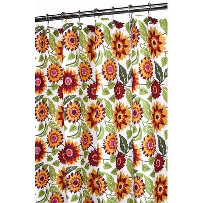 Buy Low Price Watershed Botanical Garden Shower Curtain in Multi ...