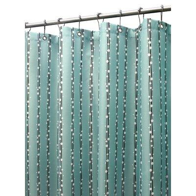 aqua and brown shower curtains interior design ideas