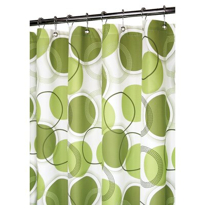 Green Washable Shower Curtain | Wayfair