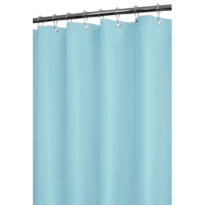 Watershed Solid Polyester Dorset Shower Curtain - Color: Light Blue Jay at Sears.com
